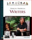 African-American Writers, Bader, Philip, 0816048606