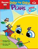Day-by -Day Preschool Plans, The Mailbox Books Staff, 1562348604