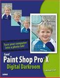 Corel Paint Shop Pro X Digital Darkroom, T. Michael Clark, 0672328607