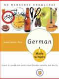 German Made Simple, Arnold Leitner, 0767918606