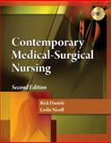Contemporary Medical-Surgical Nursing, Daniels, Rick and Nicoll, Leslie H., 1439058601