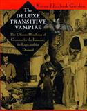 The Deluxe Transitive Vampire, Karen Elizabeth Gordon, 0679418601