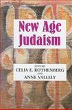 New Age Judaism, Vallely, Anne, 0853038600