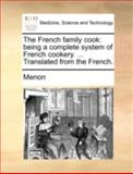 The French Family Cook, Menon, 1140728601