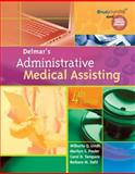 Delmar's Administrative Medical Assisting (Book Only), Lindh, Wilburta Q. and Pooler, Marilyn, 1111318603