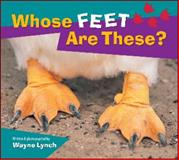 Whose Feet Are These?, Wayne Lynch, 1551108607