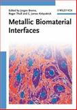 Metallic Biomaterial Interfaces 9783527318605