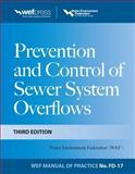 Prevention and Control of Sewer System Overflows, 3e - MOP FD-17, Water Environment Federation, 0071738606