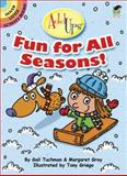 AddUps Fun for All Seasons!, Gail Tuchman and Margaret Gray, 0486498603