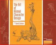 The Art of Animal Character Design with David Colman, First Edition, English, David Colman, 0979068606