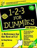1-2-3 for Dummies, Harvey, Greg, 1878058606