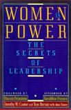 Women in Power : The Secrets of Leadership, Cantor, Dorothy W., 0395618606