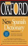 The Oxford New Spanish Dictionary 9780425228609