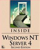 Inside Windows NT Server 4, Heywood, Drew, 1562058606