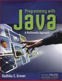 Programming with Java, Radhika S. Grover, 1449638619