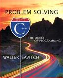 Problem Solving with C++ : The Object of Programming, Visual C++ . NET Edition, Savitch, Walter, 0321228618