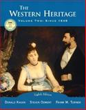 The Western Heritage Vol. 2 : Since 1648, Kagan, Donald and Ozment, Steven, 0131828614