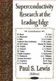Superconductivity Research at the Leading Edge, , 1590338618