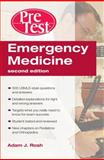 Emergency Medicine PreTest Self-Assessment and Review, Rosh, Adam J., 0071598618