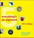 Everything's an Argument with Readings, Lunsford, Andrea A. and Ruszkiewicz, John J., 0312538618
