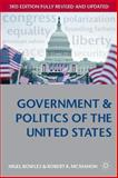 Government and Politics of the United States, Bowles, Nigel and McMahon, Robert K., 0333948610
