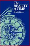 The Reality of Time, Harris, Errol E., 0887068618