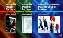 Animal and Translational Models for CNS Drug Discovery, , 012373861X