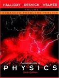Fundamentals of Physics Vol. 1 : Chapters 1-21, Enhanced Problems Version, Halliday, David and Resnick, Robert, 0471228613