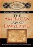 Sources of the American Law of Lawyering, Hoeflich, Michael H., 158477861X