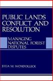 Public Lands Conflict and Resolution 9780306428616