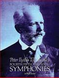 Fourth, Fifth and Sixth Symphonies in Full Score, Peter Ilyitch Tchaikovsky, 048623861X