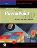 Performing with Microsoft PowerPoint 2002 : Comprehensive Course, Blanc, Iris and Vento, Cathy, 0619058617