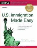 U. S. Immigration Made Easy, Ilona M. Bray, 1413318614