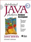Distributed Java 2 Platform Database, Birnam, Stewart, 0130268615