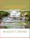 Assessment for Counselors, Erford, Bradley, 084002861X
