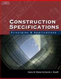 Construction Specifications 9781428318618