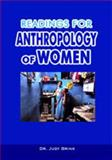 Readings for Anthropology of Women, , 193418862X