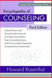 Encyclopedia of Counseling, Howard Rosenthal, 0415958628
