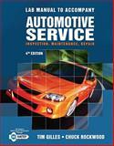 Automotive Service : Inspection, Maintenance, Repair, Gilles, Tim, 1111128626
