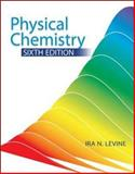 Physical Chemistry, Levine, Ira N., 0072538627
