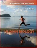 Lab Manual for Human Biology, Mader, Sylvia, 0077348621
