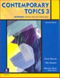 Contemporary Topics : Advanced Listening and Note-Taking Skills, Beglar, David and Murray, Neil, 0130948624