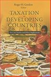 Taxation in Developing Countries : Six Case Studies and Policy Implications, , 0231148623