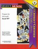 Select : Microsoft Excel 97, Blue Ribbon Edition, Johnson, Yvonne and Toliver, Pamela, 0201438623