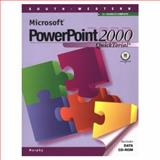 Microsoft PowerPoint 2000, QuickTutorial, Murphy, Patricia, 0538688629