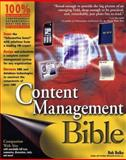 Content Management Bible, Bob Boiko, 076454862X