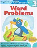Grade 3 Word Problems, Kumon Publishing, 1934968625