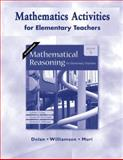 Mathematics Activities for Elementary Teachers for Mathematical Reasoning for Elementary Teachers, Dolan, Dan and Williamson, James, 032152862X