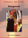 Annual Editions: Management, Maidment, Fred, 0073528633