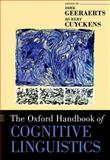 The Oxford Handbook of Cognitive Linguistics 9780199738632